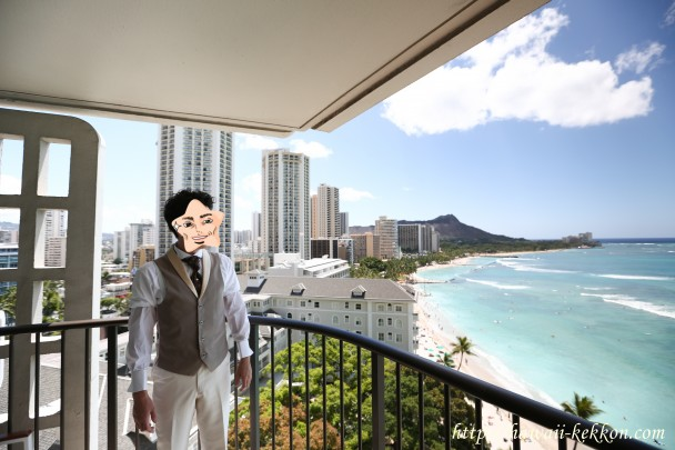 ハワイ挙式当日 撮影